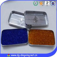 Buy cheap Silica gel  with color indicator desiccant canister from wholesalers