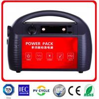 Buy cheap Waterproof Portable Solar Generator For Camping , Solar Backup Generator 7.8Kg from wholesalers