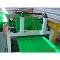 Buy cheap Plastic door / cars / floor mats making machine with all recycled or old materials from wholesalers