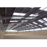 Buy cheap Workshop Warehouse Fabrication Industrial Steel Buildings With PKPM Software from wholesalers