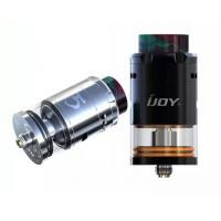 Buy cheap Original Ijoye RDTA 5 Tank Ijoy RDTA Version 5 e cig Vaporizer e cigarette atomizer IMC Coil-3 pre-made coil IMC-3 Deck from wholesalers