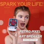 Buy cheap Divoom Alarm Clock Diy 45mm Portable Bluetooth Speakers from wholesalers