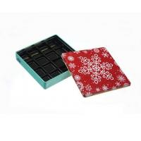 Buy cheap Assorted Tin Gift Boxes for Chocolate from wholesalers