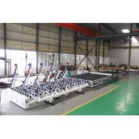Industrial Glass Cutting Machine , Second Hand Glass Machinery With Italy Optima Software