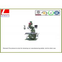 Buy cheap Professional Axis X Milling Machine Power Feed Easy To Installation product
