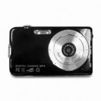 Buy cheap 2.8-inch Digital Video Camera with 260K Color LCD Display and Max of 5.0M Pixels from wholesalers