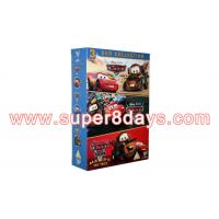 Buy cheap Cars 1-3 DVD Collection 3DVD Disney DVD Cartoon Movies DVD Wholesale Supplier from wholesalers