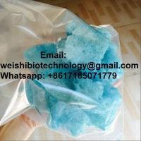 Buy cheap Cheap Bath Salts Alpha PVP Crystal , Methylone MDMA Methy Ethylone Yellow Solid with high purity 98% from wholesalers