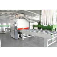 Buy cheap Fully Automatic UV Coating Machine For Fibre Cement Sheet One Year Warranty from wholesalers