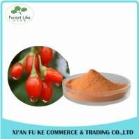 Buy cheap Hot Selling Anti-aging product Chinese Herb Medicine Black Wolfberry Extract Powder with Anthocyanin from wholesalers