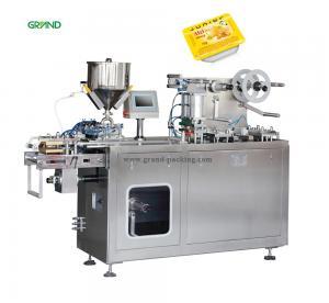 Buy cheap Jam/Honey/Butter Blister Packing Machine product