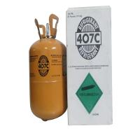 Buy cheap R407c Refrigerant Gas with High Purity 99.9% from wholesalers