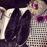 Buy cheap 2015 Lastest Fashion Women's Sport shoes Sneakers Casual Leopard Print Genuine Leather from wholesalers