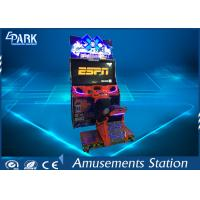 Buy cheap Crazy Snow Moto Coin-Operated Racing Game Machine With LED flash lighting from wholesalers