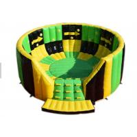 Buy cheap Inflatable Vortex Competition Game With IPS System Non Toxic 3 Years Warranty from wholesalers