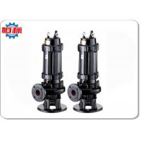 Buy cheap Sewage Centrifugal Submersible Diesel Pump Electrical Motor Driven 380V 220V from wholesalers