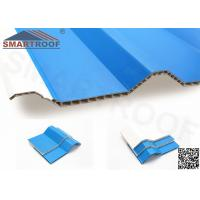 Buy cheap Insulation The Hollow Plastic Sheets In 5.8m Legnth For 1.2m Purlin Distance from wholesalers