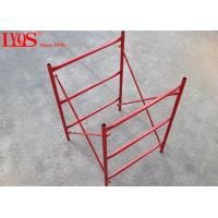 Concrete Floor Acrow Shoring Frames High Load With 1200mm×1200mm Size