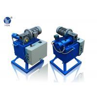 380V Full Set Rubber Extruder Machine , Truck Tire Retreading Equipment
