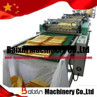 Buy cheap Kraft Paper Bubble Envelope Bag Making Machine from wholesalers