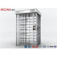 Buy cheap 90 Degrees Full Height Turnstile High Security For Outdoor Access Control product