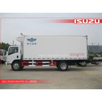 Buy cheap 25-CBM isuzu carrier king refrigerator truck for sale from wholesalers