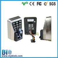 Buy cheap IP65 Waterproof No Software Access Control Device Bio-F50 from wholesalers