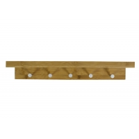 Buy cheap 10kg 60mm Length Wall Mount Rack Shelf With Hooks from wholesalers