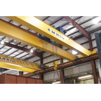 Buy cheap double girder overhead crane with main and auxiliary hook 32/5 ton 50/10 ton from wholesalers