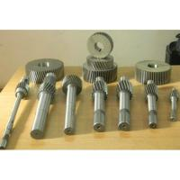 Buy cheap Teeth grinding Gear Shaft for Packing Machinery and Mechanical Equipment from wholesalers