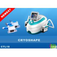 Buy cheap Effective Cryolipolysis Body Sculpting Machine , Ultra HIFU Liposlim Coolsculpting System from wholesalers