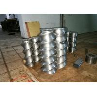 Buy cheap 135mm Screw Element For Twin Screw Extruder With W6Mo5Cr4V2 Material from wholesalers