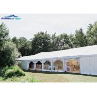 Buy cheap Flame Retardant Event Marquee Tent / Clear Outdoor Wedding Tent from wholesalers