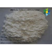 CAS 65-04-3 17 Alpha Methyltestosterone Muscle Building Steroids For Men / Women