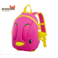 Buy cheap Preschool Waterproof Kids Backpack Personalized 10L - 20L Capacity from wholesalers