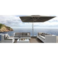Buy cheap patio parasol umbrellas with airvent from wholesalers