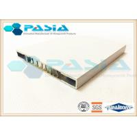 Buy cheap Architectural Honeycomb Ceiling Panels Rectangular Hollow Section Edge Sealed from wholesalers