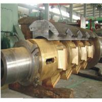 Buy cheap Forging Rolling Shaft (hydraulic mandrel) for Recoiler/Decoiler/Uncoiler/Coiler of Steel from wholesalers