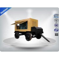 Buy cheap 34Kw / 43Kva Portable Rental Trailer Genset Mobile 1500 R / Min Engine Speed from wholesalers