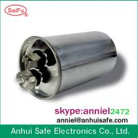 Buy cheap CBB65 AIR CONDITION CAPACITOR METALLIZED POLYPROPYLENE FILM CAPACITOR from wholesalers
