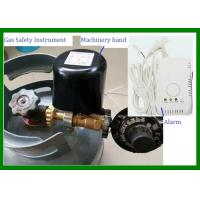 Buy cheap Gas Leak Detection Alarm and Auto Shut Off Instrument System , Valve / Equipment from wholesalers