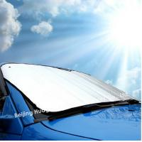 Buy cheap Custom Design Car Sunshade from wholesalers