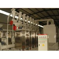 Buy cheap Automatic Soybean / Peanut Peeling Machine High Output Percentage Rate 95% product