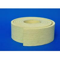Buy cheap Yellow 8mm Polyester Felt Fabric High Temp Kevlar Pad for Cooling Bed from wholesalers