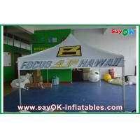 Buy cheap 3 x 3m Pop-up Folding Tent With Company Logo Steel Frame product