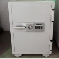 Buy cheap Grey Durable Fireproof Filing Cabinets With Turn Key Lock Customized Size from wholesalers