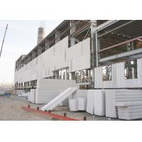 Buy cheap Internal Wall Sand Lime  Lightweight Wall Panel Machine AAC Slab Plant product