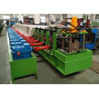 Buy cheap Steel Roller Shutter Door Roll Forming Machine Gear Box Driven Auto Size Adjustable from wholesalers
