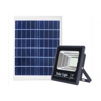 Buy cheap Outdoor Waterproof 40W integrated solar Led Flood Light Projection Power from wholesalers