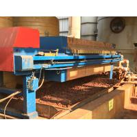 Buy cheap Iron Removal System Ferrious Iron Removal Solution Of Hot Dip Galvanizing from wholesalers